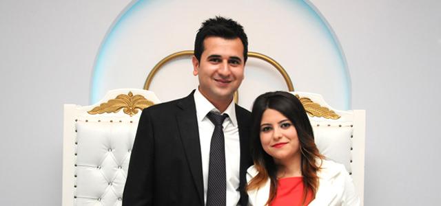 Hülya ve Hakan Hasan Gökahmetoğlu mutluluğa merhaba dedi