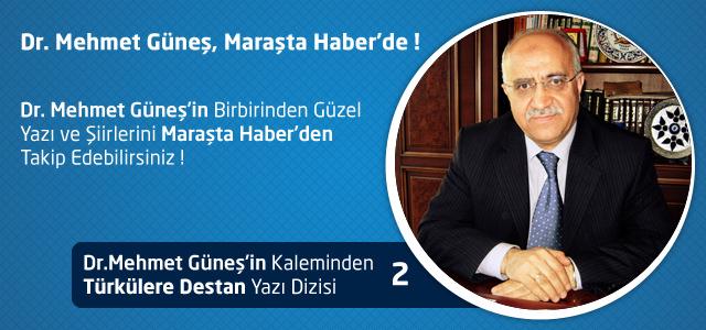 Türkülere Destan 2 – Dr.Mehmet Güneş
