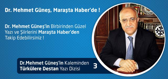 Türkülere Destan 3 – Dr.Mehmet Güneş