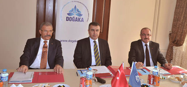 DOĞAKA'nın 40. Yönetim Kurulu Toplantısı Yapıldı