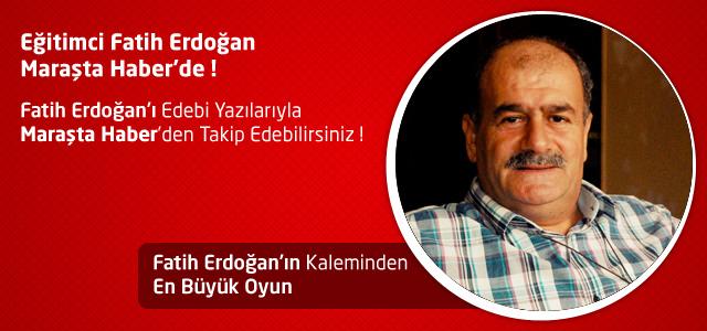 En Büyük Oyun – Fatih Erdoğan