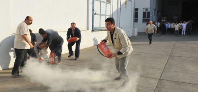 Yangınla Mücadele, Kurtarma ve Güvenlik Eğitimi