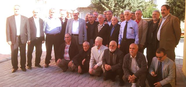 Kahramanmaraş Muhtarlar Derneği Başkanlık seçimleri yapıldı.