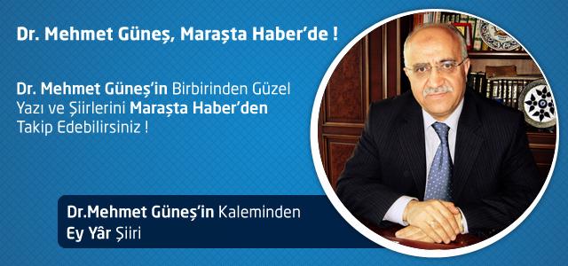 Ey Yâr – Dr. Mehmet Güneş