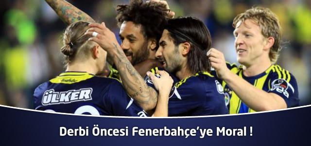 Fenerbahçe 2 – İstanbul Büyükşehir Belediyespor 1 | Spor Toto Süper Lig 15. Hafta