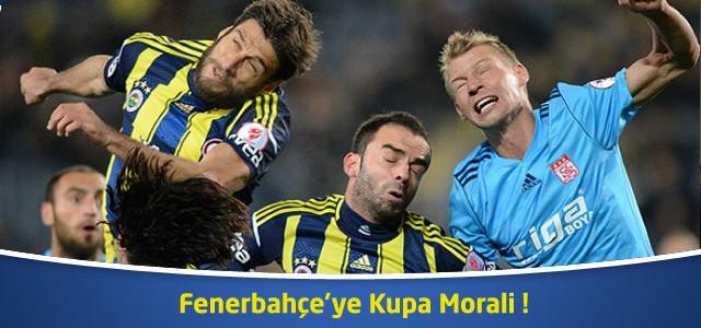 Fenerbahçe 2 – Sivasspor 0   Ziraat Türkiye Kupası A Grubu 1. Hafta