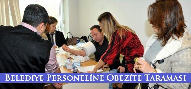 Belediyeden Obezite Çalışmasına Destek