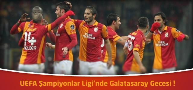 Galatasaray – Schalke 04 – Canlı Maç Özeti – UEFA Şampiyonlar Ligi