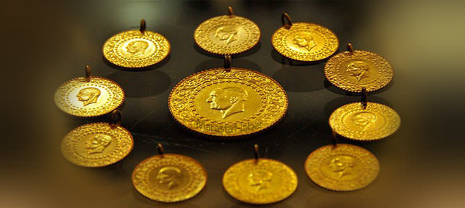 Altın fiyatı tekrar yükseldi