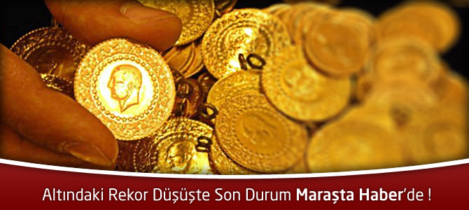 Altın fiyatı ne kadar ? Çeyrek altın ve Cumhuriyet altını fiyatları