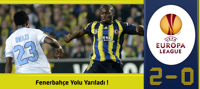 Fenerbahçe 2 –  Lazio 0 Maçın Geniş özeti