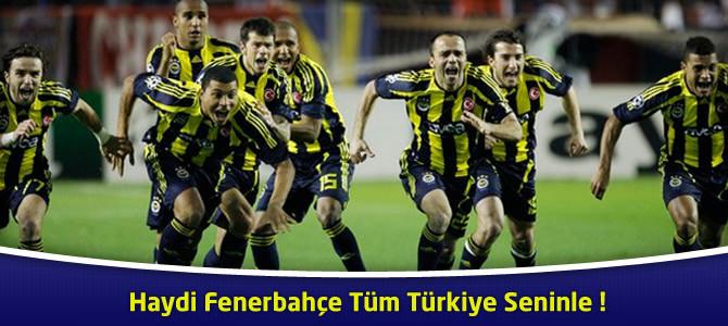 Fenerbahçe – Benfica UEFA Yarı final maçı muhtelem 11'leri