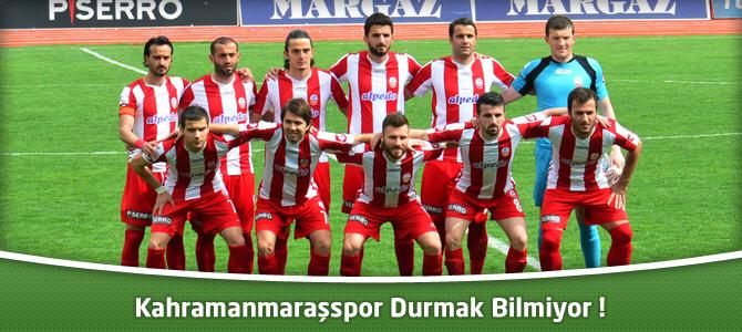 Kahramanmaraşspor 3 – 1 Polatlı Bugsaş