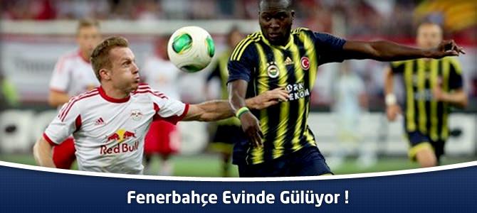 Fenerbahçe –  Salzburg maç özeti Şampiyonlar Ligi
