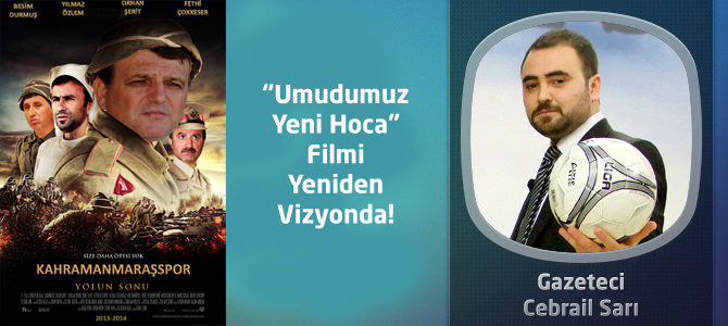 """""""Umudumuz Yeni Hoca"""" filmi yeniden vizyonda!"""