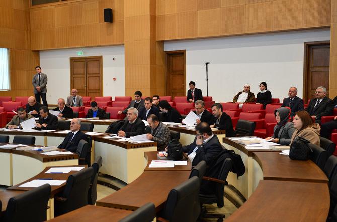 Kahramanmaraş Belediye Meclisi 2 Ocak'ta Toplandı