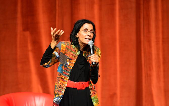 Cemalnur Sargut'tan Kahramanmaraş'ta Konferans