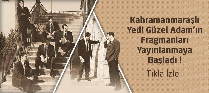 TRT'nin Yedi Güzel Adam Dizisi'nin Fragmanları Yayınlandı