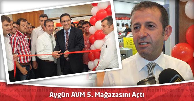 Aygün AVM 5. Mağazasını Açtı