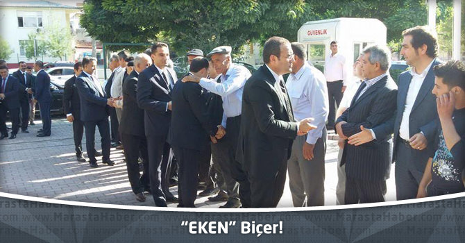 """""""EKEN"""" Biçer!"""
