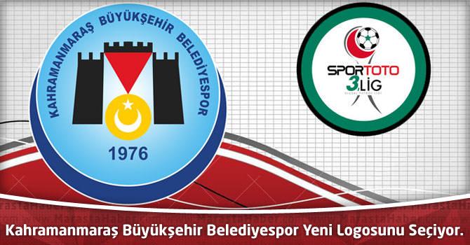Kahramanmaraş Büyükşehir Belediyespor Yeni Logosunu Seçiyor.