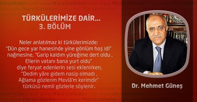 Türkülerimize Dair-3. Bölüm
