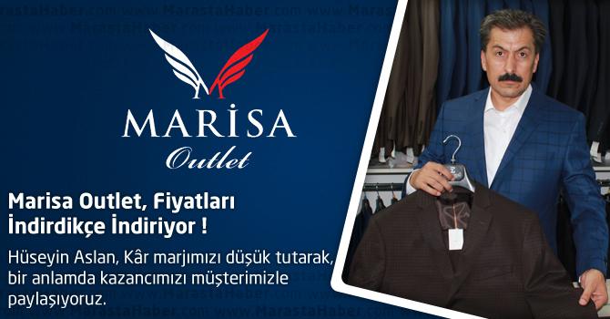 Marisa Outlet, Fiyatları İndirdikçe İndiriyor !
