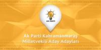 Seçim2015 – Ak Parti Kahramanmaraş Milletvekili Aday Adayları