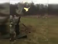 Askerlerin attıkları havan topu önlerine düşerse
