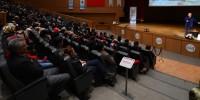 Kahramanmaraş'ta Uğurluel Çanakkale Şehitleri Konferansı Düzenledi