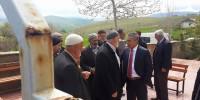 Ak Parti Kahramanmaraş Milletvekili Adayı Karakoç, Ekinözü'nde CHP'ye ve MHP Oy Yok