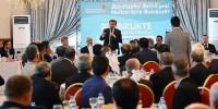 Başkan Erkoç Onikişubat Muhtarlarını Dinledi
