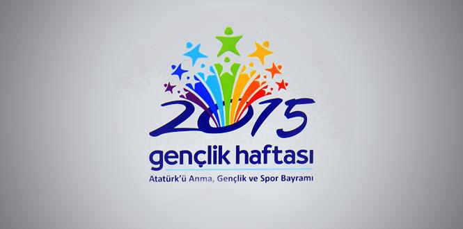 2015 Gençlik Haftası Kahramanmaraş'ta Dolu Dolu Geçecek