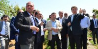 """Başkan Erkoç: """"Söz Verdiğimiz Hizmetleri Yerine Getiriyoruz"""""""