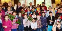 Bakan Yıldız Kahramanmaraş'ta Yetim Annelerle Bir Araya Geldi