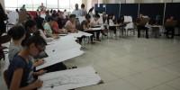 KSÜ Güzel Sanatlar Fakültesi Resim Bölümü Özel Yetenek Sınavına Büyük İlgi