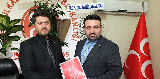 """Turan Kocabaş; """"Niyet hayır, Akıbet hayır olsun"""" dedi."""