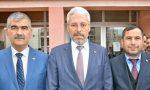 Ekinözü Belediye Başkanı Eker Mazbatasını Aldı