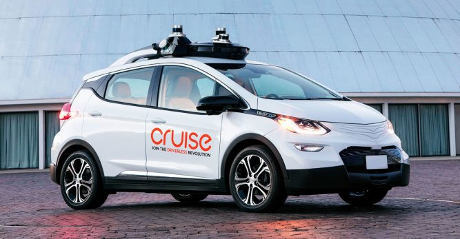 General Motors Otonom Arabalardan Direksiyonu Kaldırmak İstiyor!