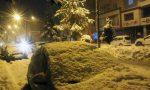 Kar Yağışı Göksun'da Hayatı Etkiliyor