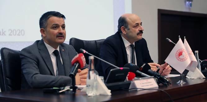 KSÜ Rektörü Can, Protokol İmza Törenine Katıldı