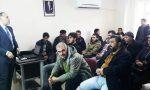 """Türkoğlu'nda """"Sürü Yönetimi Elemanı Benim"""" projesi"""