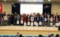Kahramanmaraş'ta Akıl ve Zeka Oyunları İl Final Fotoğrafları
