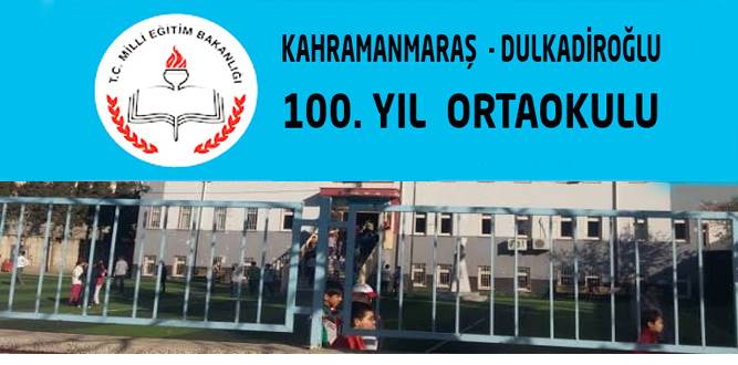 100. Yıl Ortaokulundan Türkiye'm Kampanyasına Destek