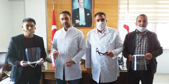 Karacusu ÇPL Sağlık Çalışanlarına Destek Veriyor