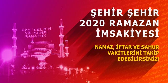 Zonguldak ramazan imsakiyesi – iftar vakti ne kadar kaldı sahur saati ne zaman