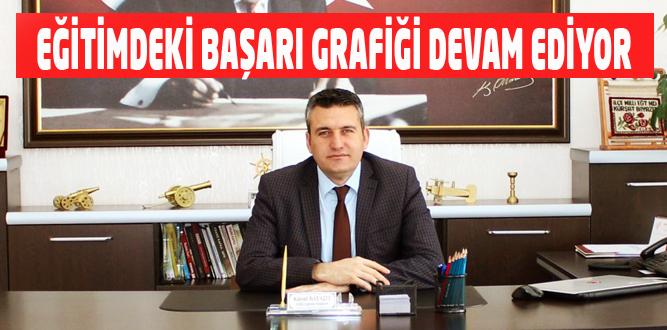 LGS' de 2 Türkiye Birincisi Elbistan'dan