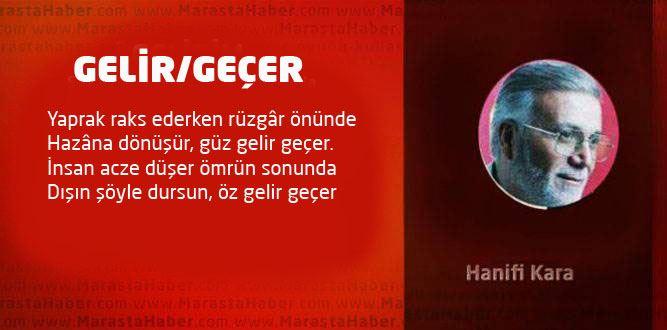GELİR/GEÇER