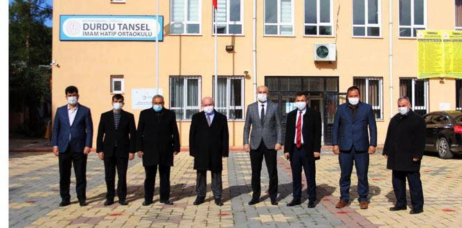 Millî Eğitim Müdürü Yılmaz, Türkoğlu İlçesinde
