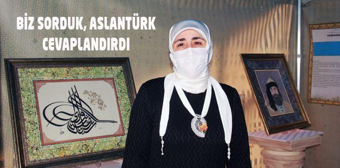 Olgunlaşma Enstitüsü Müdürü Aslantürk'le Röportaj